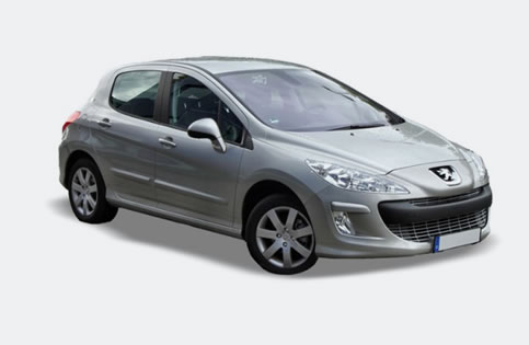 Peugeot 308 1.6 1.4 HDI